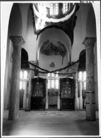 width= Η παλαιότερη εκκλησία της Αθήνας