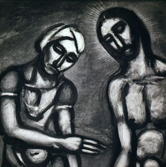 Lord it is you I know you Rouault