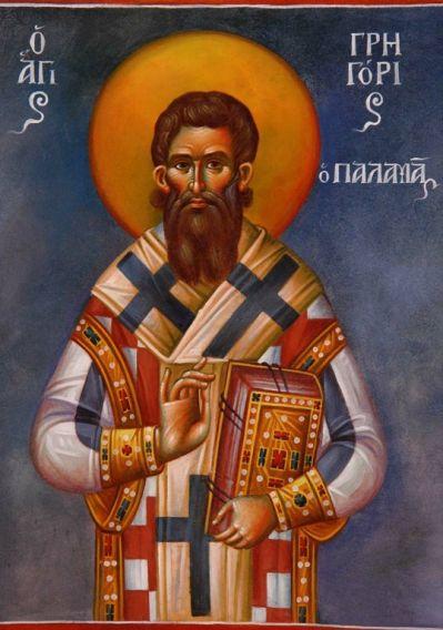άγ. Γρηγόριος Παλαμάς Σκλήρης